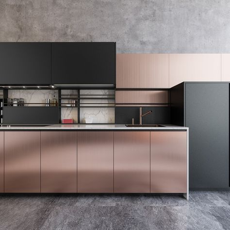 36 Copper Kitchens With Images, Tips And Accessories To Help You Design Yours
