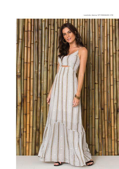 Catalogo Totem 264 Moda Feminina Moda Vestidos Estilosos