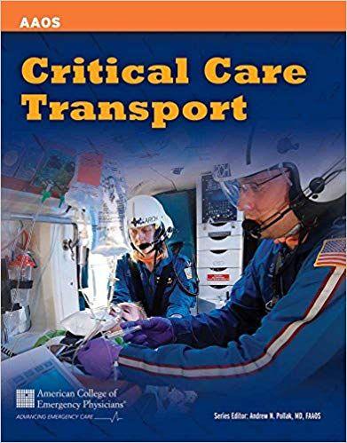 Critical Care Transport | PDF Downloads | Critical care