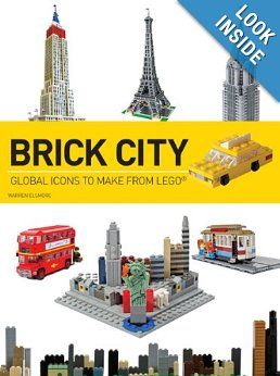 Amazon.com: Brick City: Global Icons to Make from LEGO (9781438002491): Warren Elsmore: Books