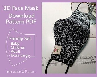 Pin On Mask Patterns