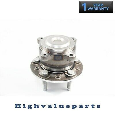 Advertisement Ebay 512590 Rear Wheel Bearing Hub Assembly