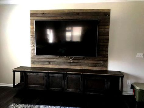 #entertainmentcenter #entertainment #countryliving #farmhouse #furniture #country #console #excited #custom #center #rustic #living #share #decor #shopExcited to share this item from my shop: Custom Entertainment Center / Wall Unit / Entertainment ConsoleExcited to share this item from my shop: Custom Entertainment Center / Wall Unit / Entertainment Console  Give a different look to your by adding this wonderful Swayze Divan with Storage. The appealing star make it a great option for your...