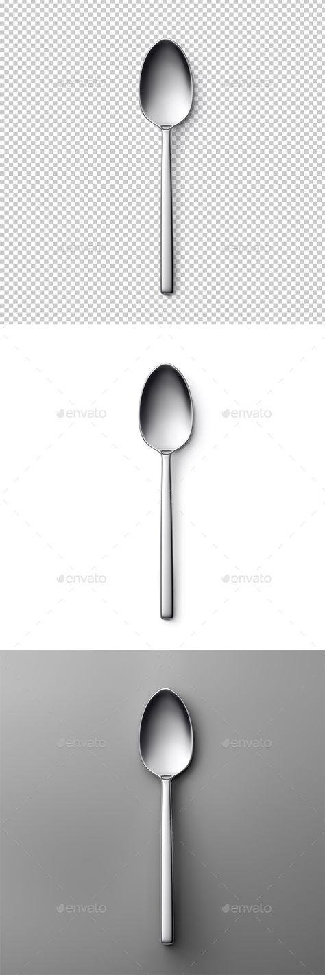 3D Graphics & Renders - Spoon