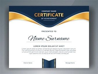 Certificate Vectors Photos And Psd Files Free Download Exceptional