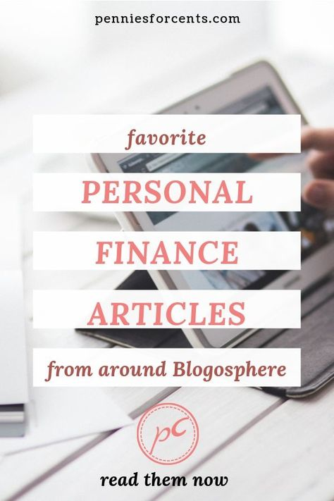 Must-read personal finance articles, September 2019