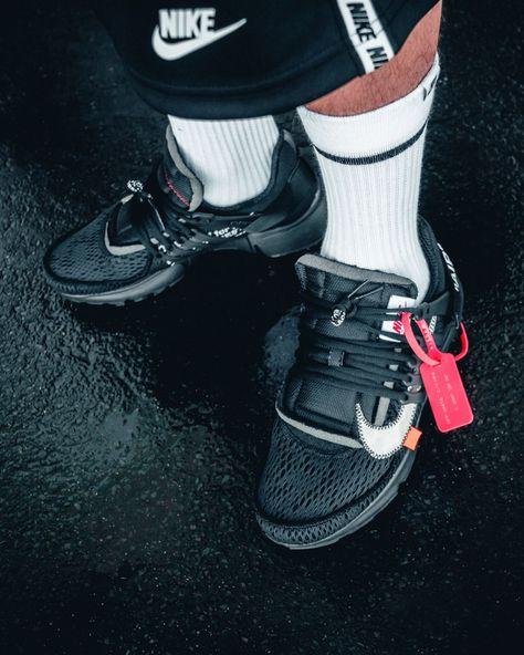 Where to buy OFF WHITE x Nike Air Presto 2.0 Black AA3830