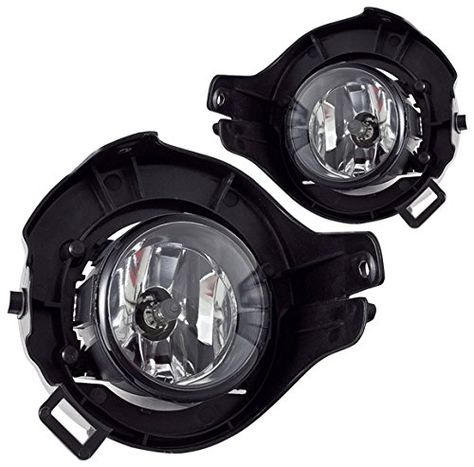 3e7edaa770291c0c7bb79e4a54c43061 nissan pathfinder amazon products 05 08 nissan pathfinder frontier oem style clear fog lights  at eliteediting.co
