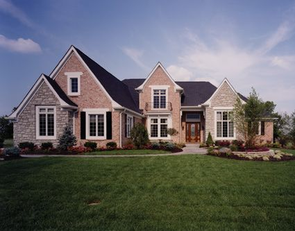 Best European Home Plans Images On Pinterest European House - Ultimate stone homes collection