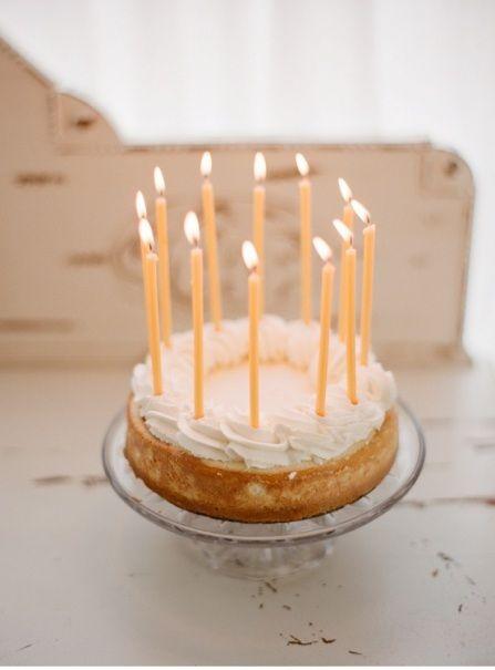beautiful simple birthday cake