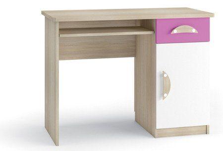 Biurko Dzieciece 100 Cm Dab Sonoma Krokus Ted Ii Sklep Bromarkt Pl Home Decor Furniture Filing Cabinet