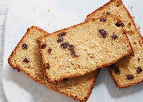 Brandied Carrot and Raisin Pound Cake | Vegetarian Times