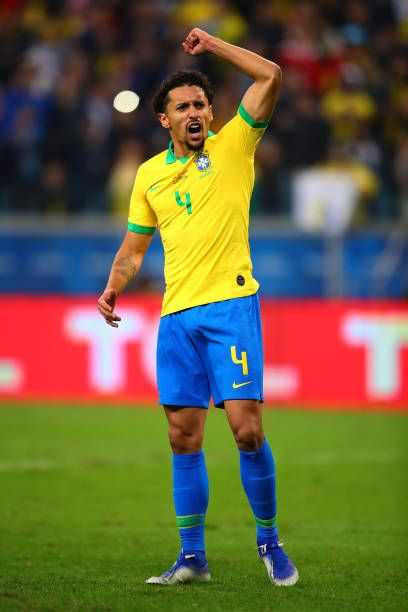 Marquinhos Selecao Brasileira Imagens E Fotografias Getty Images Marquinhos Selecao Brasileira Jogadores De Futebol