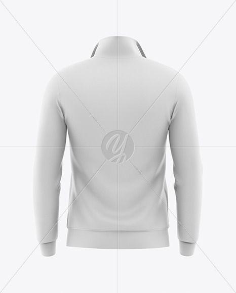 Download Men S Long Sleeve Track Jacket Mockup Back View In Apparel Mockups On Yellow Images Object Mockups Clothing Mockup Bomber Jacket Men Shirt Mockup