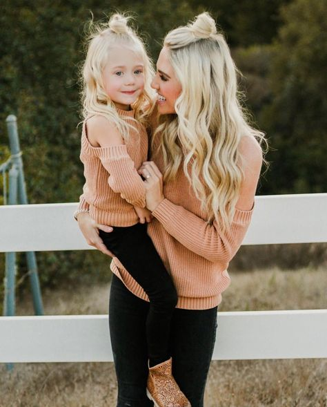 "227.7k Likes, 1,540 Comments - Everleigh Rose Soutas (@everleighrose) on Instagram: ""Twinning with my mommy is my favorite @sav.labrant Outfits: @modernechild"""