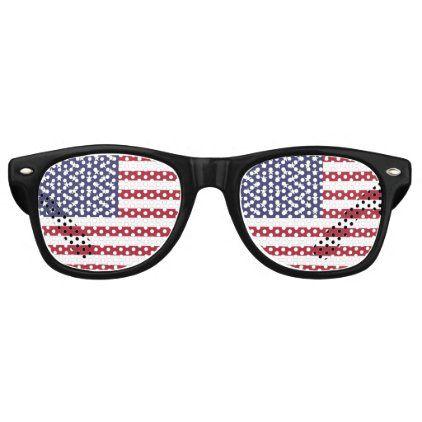 American United States Usa Flag Sunglasses Zazzle Com In 2020 American Flag Sunglasses American Flag Kids Kids Sunglasses