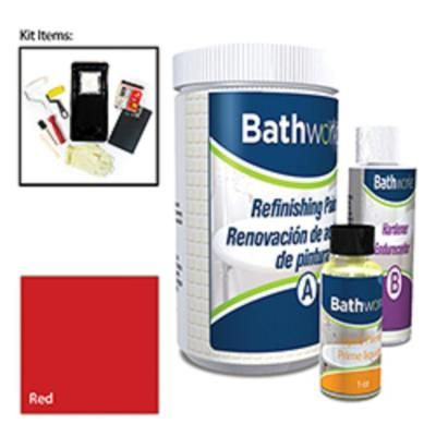 Homax Tough As Tile 32 Oz Tub Sink And Tile Epoxy Spray On In White 3157 The Home Depot Refinishing Kit Countertop Refinishing Kit Refinish Bathtub