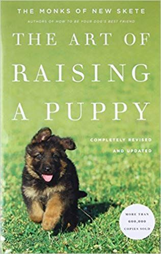 The Art Of Raising A Puppy Revised Edition Monks Of New Skete 9780316083270 Amazon Com Books Best Dog Training Books Best Dog Training Dog Training Books