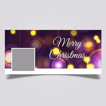 غلاف فيس بوك للعمل Christmas Facebook Cover Facebook Cover Template Christmas Vectors