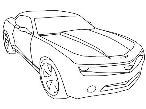33 Camaro Cars Coloring Pages Ideas Camaro Car Cars Coloring Pages Camaro