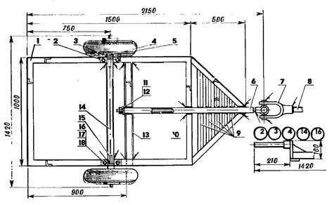 190 Ideas De Creasiones Remolque Para Carro Remolque Para Motocicleta Acoplado Para Uso General