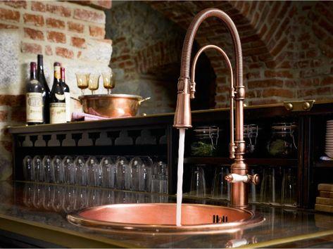 Speciale cucina: come scegliere il rubinetto per il lavello