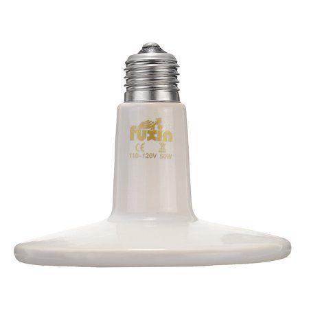 Household Essentials Infrared Light Bulb Bulb Light Bulb