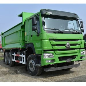 Howo 380hp 6x4 10 Wheels Dump Truck For Sale Dump Trucks For Sale Used Trucks Trucks