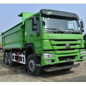 Howo 380hp 6x4 10 Wheels Dump Truck For Sale Dump Trucks For Sale Used Trucks Trucks