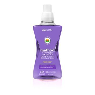 Method 53 5 Oz 4x Laundry Detergent In Lavender Cypress Method