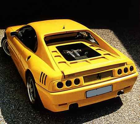 10 Best Ferrari 348 Zagato Images On Pinterest | Ferrari 348, Boat And Boats