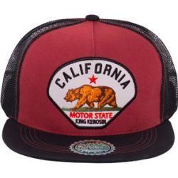 King Kerosin California Cap King Kerosin Kerosin Snapback Cap Baseball