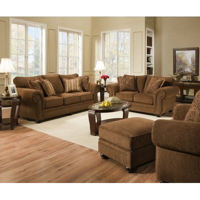You Ll Love The Westerville Configurable Living Room Set At