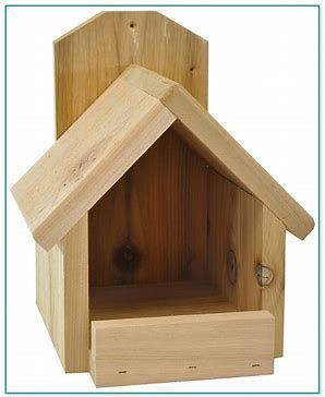 Cardinal Bird House Plans Bing Images In 2020 Cardinal Bird House Bird House Plans Free Bird House Plans