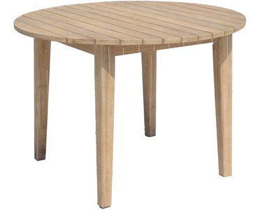 Tisch Arvada Rund O 110 Cm Kaufen Bei Obi Tisch Obi Gartentisch