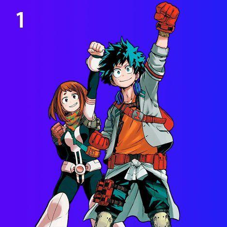 Boku No Hero Academia Online Temporadas 1 2 Y 3 Y Ovas Temporadas Diseño De Personajes Temporada 2