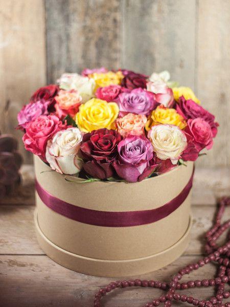 Rosenbox Zum Selbermachen Rosen Box Rosen Und Rosenboxen