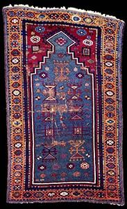 Antique South East Anatolian prayer rug, Turkey. 26. September 2009 Rippon Boswell & Co. International Auctioneers of Rare Carpets & Textiles