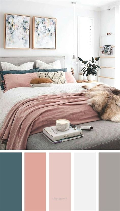 want to wake taking place a sleepy bedroom colour plan gone some bold colour? let us inspire you to