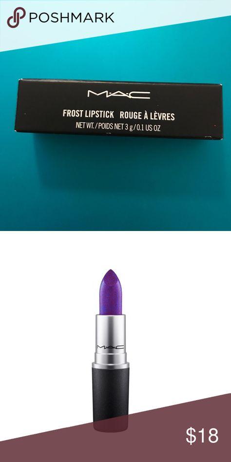 MAC lipstick in Model behaviour