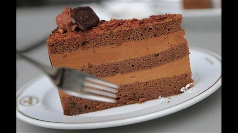 Figure-flattering recipes to celebrate National Chocolate Cake Day