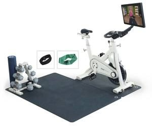 Myx Fitness The Most Complete In Home Fitness Studio Myxfitness Biking Workout At Home Workouts Myx Fitness Bike