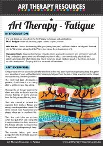 FREE DOWNLOAD: Art Therapy Exercise