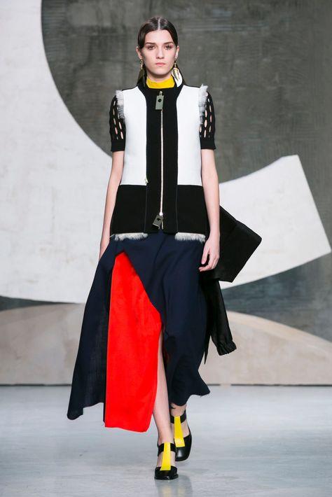 Consuelo Castiglioni presents her spring collection.