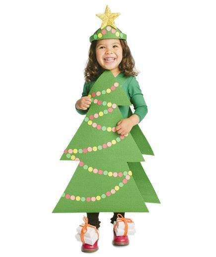 Christmas Tree Costume Ideas 10 Home Made Christmas Tree Costume Ideas For Girls Kids 2014 Christmas Tree Costume Tree Costume Christmas Costumes