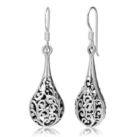 Novelty Earrings KnSam Women Platinum Plate Pierced Stud Earrings Oval Pink Crystal Rhinestone