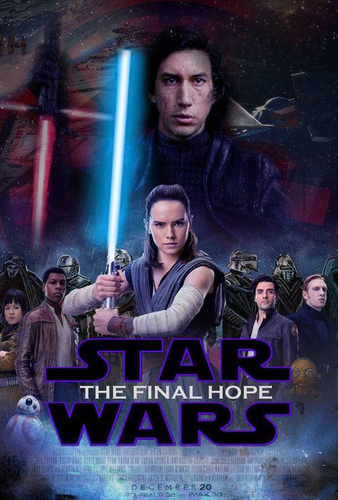 Star Wars: Episode IX Poster Concept by The-Dark-Mamba-995 on DeviantArt
