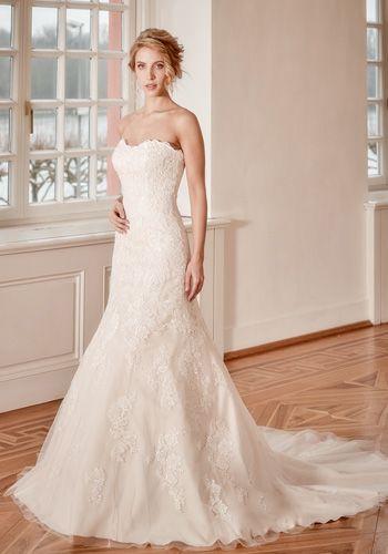 Tolles Elegantes Brautkleid Brautmode Braut Kleid Hochzeit