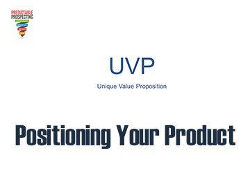 Unique Value Proposition Design - Breakthrough The Confusion