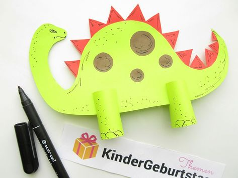 Photo of Dinosaurier basteln: Anleitung und Vorlage zum Ausdrucken